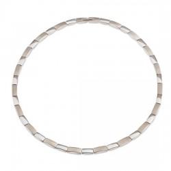 Boccia Titanium Dames Collier Zilverkleur 45 cm - 46929