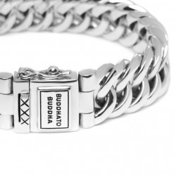 Buddha to Buddha 090-E Chain Small Bracelet Silver MAAT 19cm - 42347