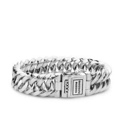 Buddha to Buddha 090-F Chain Small Bracelet Silver MAAT 21cm - 40398