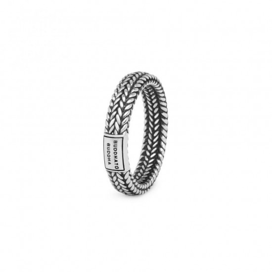 Buddha to Buddha Ellen Small Ring Siver MAAT 16 - 45772