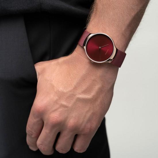 Bering Charity horloge 38mm - 44208