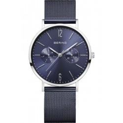 Bering Classic zilver gepolijst horloge 36mm - 46652