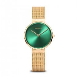 BERING Classic polished gold horloge 31mm - 46973