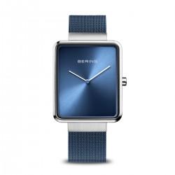 Bering Classic polished brushed silver horloge 33mm - 46639
