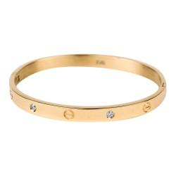 Kalli Kalli armband edelstaal 4mm - 41923