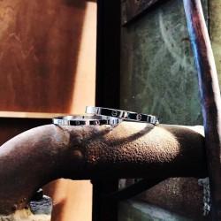 Kalli Kalli armband edelstaal 4mm - 47276