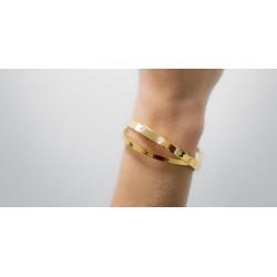 Kalli Kalli armband edelstaal 8mm - 45336