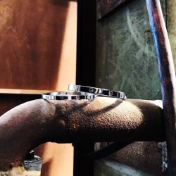 Kalli Kalli armband edelstaal 6mm - 47272