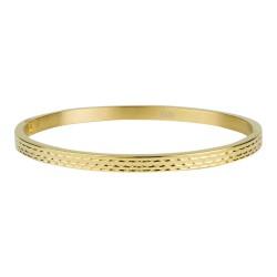 Kalli Kalli armband edelstaal bewerkt 4mm - 42755