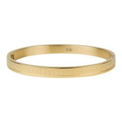 Kalli Kalli armband edelstaal rondjes 6mm - 46203
