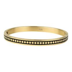 Kalli Kalli armband edelstaal rondjes 6mm - 43780