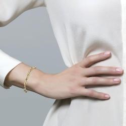 Blush Armband Closed forever 2172YGO Geelgoud - 45933