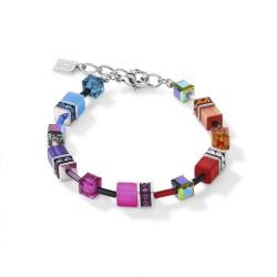 Coeur de Lion armband rainbow - 42220