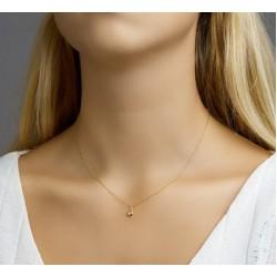 Gouden Hanger hart - 40515