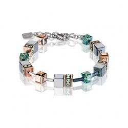Coeur de Lion armband groen - 45313