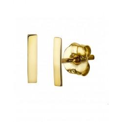 14krt gouden oorbellen - 41953