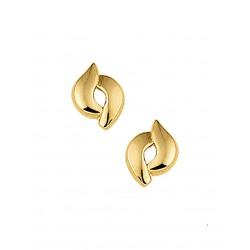 14krt gouden oorbellen - 41968