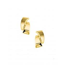 14krt gouden oorbellen - 41970