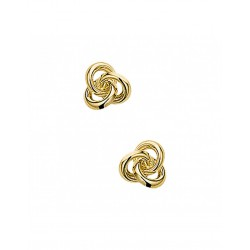 14krt gouden oorbellen - 41985