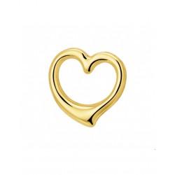 Gouden Hanger hart - 42067
