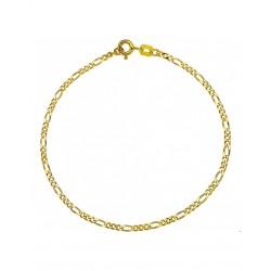 14krt gouden armband - 45519
