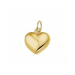 Gouden Hanger hart - 45565