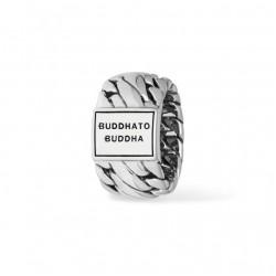 Buddha to Buddha 490 Ben Ring Silver MAAT 22 - 41353