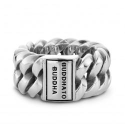 Buddha to Buddha 500 Chain Ring Silver MAAT 20 - 41355