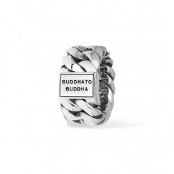 Buddha to Buddha 500 Chain Ring Silver MAAT 21 - 41356