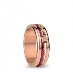 BERING RING Anniversary | rosegoud gepolijst | 526-ANNIV20RP-X3 Maat 17,75 - 46663