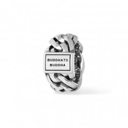 Buddha to Buddha 536 Nathalie Ring Silver MAAT 21 - 41362