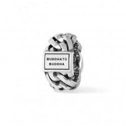 Buddha to Buddha 536 Nathalie Ring Silver MAAT 22 - 44856