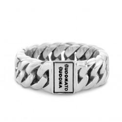 Buddha to Buddha 541 Chain Small Ring Silver MAAT 19 - 43604
