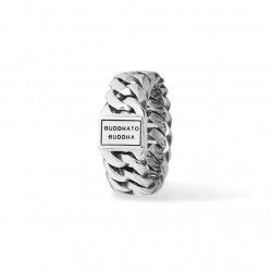 Buddha to Buddha 541 Chain Small Ring Silver MAAT 20 - 40858