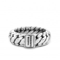 Buddha to Buddha 542 Ben Small Ring zilver Ring MAAT 19 - 40910