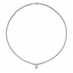 Buddha to Buddha 718 George XS Necklace Silver MAAT 60cm - 47459