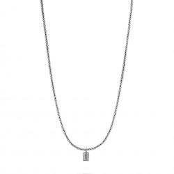 Buddha to Buddha 719 Barbara XS Necklace Silver MAAT 60cm - 47458