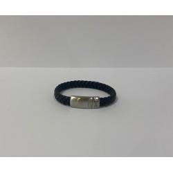 AZE JUNIOR kinderarmband Flat String Black MAAT 15cm - 47753
