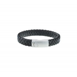 AZE JEWELS Armband IRON JACK BROWN 21cm - 45974