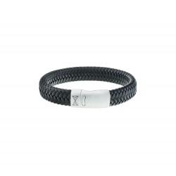 AZE JEWELS Armband IRON JOHN BLACK MAAT 21cm - 45976
