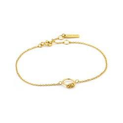ANIA HAIE Modern Circle Bracelet M - 46153