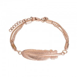 iXXXi Bracelet Feather Rosékleurig - 47344