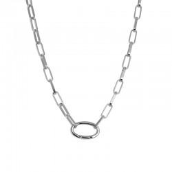 iXXXi Square Chain Zilverkleur - 47364