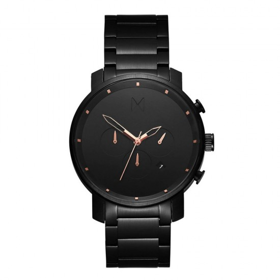 MVMT Chrono 45mm Black rose D-MC01-BBRG - 44172