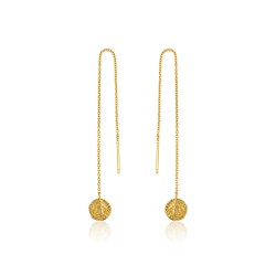ANIA HAIE Deus Threader Earrings M - 46035