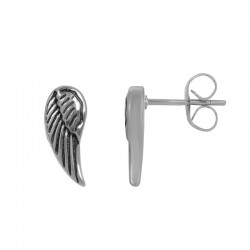 iXXXi Ear studs Angel wings Zilverkleur - 47385