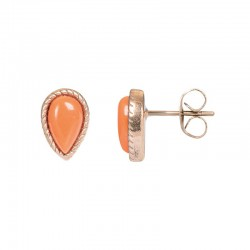 iXXXi Ear studs Magic Coral Rosékleurig - 47387