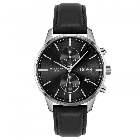 HUGO BOSS horloge ASSOCIATE 42mm - 45914