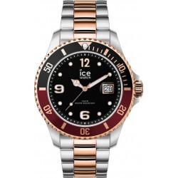 ICE-Watch ICE steel Silver Black Rose-Gold - 47057