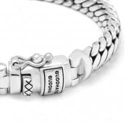 Buddha to Buddha J070-C+ Ben xs Bracelet Silver MAAT 17cm - 43568